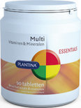Plantina Multi - 240 Tabletten  - Multivitamine