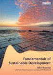 Fundamentals of Sustainable Development