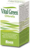 Bloem Vital Green Chlorella - 200 Tabletten - Voedingssupplement