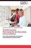 Teleformacion Permanente de Docentes Universitarios