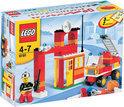 LEGO Basic Brandweer bouwset - 6191