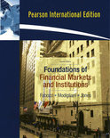 Foundations of Financial Markets and Institutions