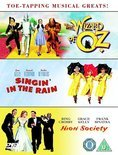 Wizard of Oz / Singin' In The Rain / High Society (Import) (DVD Triples)