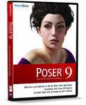 Poser 9 - Win / Mac