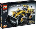 LEGO Technic Zware Graafmachine - 8265