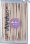Jordan Dun 2-Zijdig - 100 st - Tandenstoker