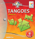 Smart Games Magnetic Travel Tangram Objecten - Reiseditie