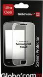 Globo'comm Screenprotector voor Samsung S5660 - Clear