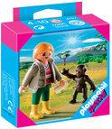 Playmobil Dierenarts Met Gorilla-Baby  - 4757