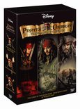Pirates Of The Caribbean Collection 1-3