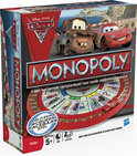 Cars monopoly - Bordspel