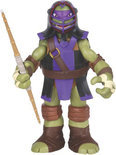 Teenage Mutant Hero Turtles Donatello 25cm - Actiefiguur