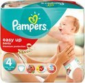 Pampers Baby luier Easy Up maat 4 - 46 stuks