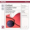Giuliani: Complete Guitar Concertos, etc / Romero, Marriner