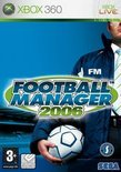 Football Manager 2006 Xbox 360