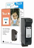 Peach H45 - Inktcartridge HP 45 - Zwart