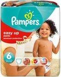 Pampers Baby luier Easy Up maat 6 - 156 stuks