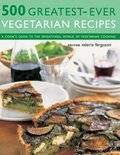 500 Greatest-ever Vegetarian Recipes