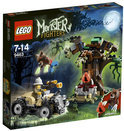 LEGO Monster Fighters Weerwolf - 9463