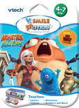 VTech V.Smile Motion Monsters VS Aliens - Game