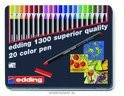 Color pennen Edding 1300 pennenset 20