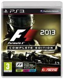 F1 2013 - Complete Edition - PS3