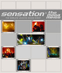 Sensation - The Megamixes 2004 (DVD + cd)