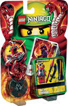 LEGO Ninjago Samurai X - 9566