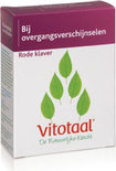 Vitotaal® Rode Klaver - 45 capsuels - Voedingssupplement