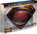 Man Of Steel (DVD+Blu-ray+3D Blu-ray) (Tin Box Limited Edition)
