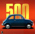 Earbooks: 500 'Cinquecento' - The Fiat 500 Story - 4cd'S + Book