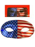 Oogmasker Amerika