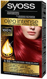 SYOSS Color Oleo Intense 5-92 Stralend Rood - Haarkleuring