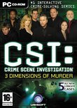 Crime Scene Investigation 3: Dimensions Of Murder