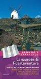 Lannoo's kaartgids Lanzarote & Fuerteventura + Plattegrond