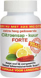 Natusor Citroensapkuur Forte One Day - 60 capsules - Voedingssupplement