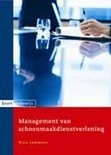 N. Lemmens boek Management van schoonmaakdienstverlening Paperback 34170292