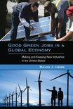 Good Green Jobs in a Global Economy