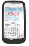 Globo'comm Siliconen Tas voor de Nokia E5