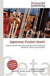 Japanese Cruiser Izumi