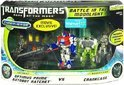 Hasbro Transformers Optimus Prime Playset