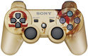 Sony PlayStation 3 God Of War Wireless Dualshock 3 Controller - Goud PS3