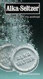 Alka Seltzer Maag Bruistablet - 20 st