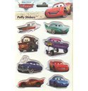 Puffy Stickers Cars