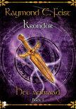 Raymond E. Feist boek Krondor Eerste Boek- Het Verraad / Druk Heruitgave Hardcover 36244099
