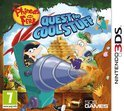 Phineas And Ferb - Quest For Cool Stuff - 2DS + 3DS