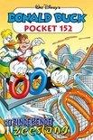 Donald Duck Pocket / 152 De zinderende zeeslang