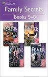 Family Secrets: Books 5-8