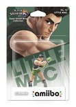 Nintendo amiibo Super Smash Figuur Little Mac - Wii U + NEW 3DS