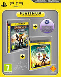 Ratchet & Clank: Tools Of Destruction + A Crack In Time - Platinum Edition